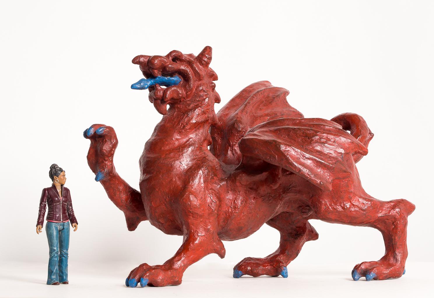 Welsh Dragon --2